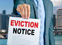 Evictions on Hold until December 31